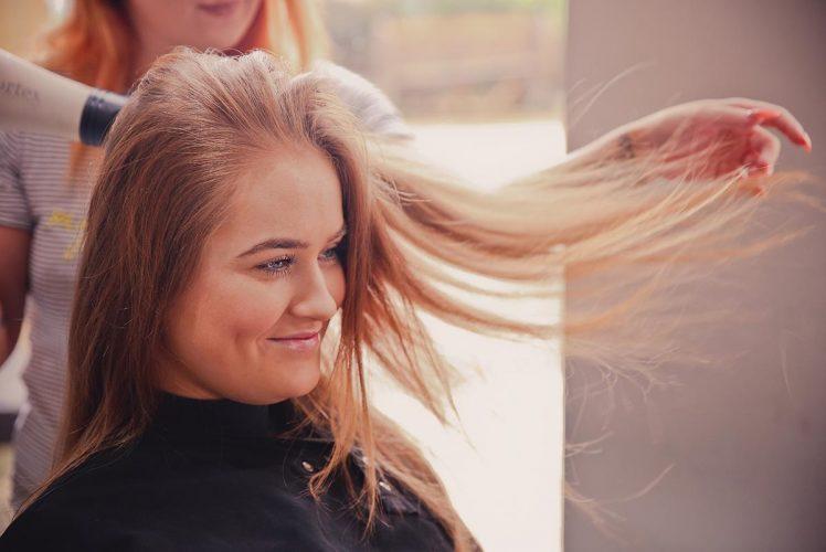 Olika typer av hårförlängningar